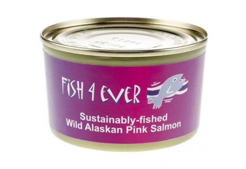 Fish 4ever - Pink Salmon (213g)
